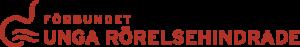Unga Rörelsehindrades logga